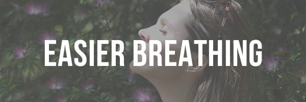 Easier Breathing